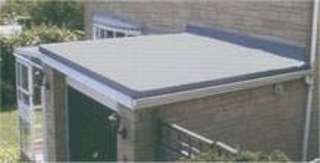 Single ply flat roofing by Oxforce Property Services